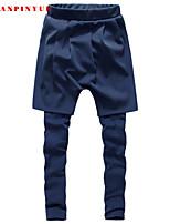 New 2015 Casual Pants Sweatpants Fashion Men's Long Pants