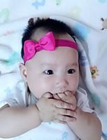 23PCS Baby Cute/Party/Casual  Hair Bows Hair Clips Ribbon Random Colors With Headbands