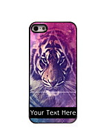 Personalized Gift The Tiger Design Aluminum Hard Case for iPhone 4/4S