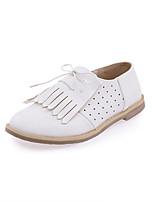 Flade sko ( Blå/Lilla/Hvid ) - GIRL - Rund tå