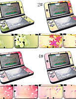 Vinyl Skin Sticker Decal Cover Skins for Nintendo 3DS XL / LL Console Gaming Pad