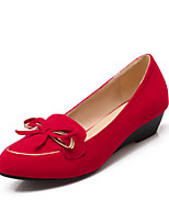 Women's Shoes Wedge Heel Pointed Toe Pumps Shoes More Colors available