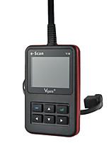 Vgate código de gasolina ligera v10 lector de e-scan para el carro