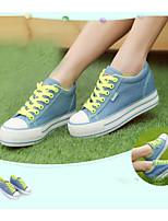 Scarpe Donna Di corda Piatto Creepers/Comoda/Punta arrotondata Sneakers alla moda/Scarpe da ginnasticaTempo