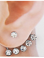 Women Wedding Stud Earrings