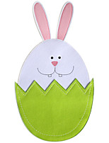 Easter Rabbit Design Cute Placemat Decoration Table Placemat