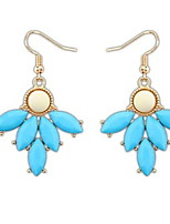 Gem Fashion Woman Drop Earrings(6 colors)