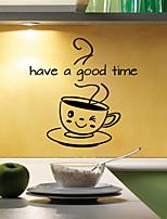 pegatinas de pared de calcomanías pasar un buen rato palabras inglesas&cita pegatinas de pared del pvc