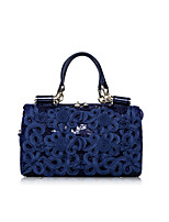 Voeevodd® 2015 Women's Leather Lace Totes Casual/Fashion/Popular Shoulder Bag Floral Pillow Bag