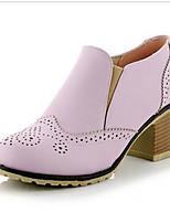 Women's Shoes Synthetic Stiletto Heel Heels/Basic Pump Pumps/Heels Office & Career/Dress/Casual