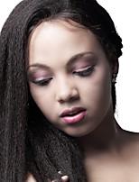 VV Hair Brazilian Virgin Hair Wig Natural Black Color Large Stock