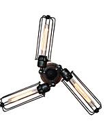 westmenlights 3 luci tubolare trasformabile Applique gabbia