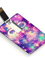 64gb wir sind unendlich Design-Karte USB-Stick