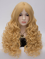 European and American Fashion Explosion Models of Natural Hair Wigs