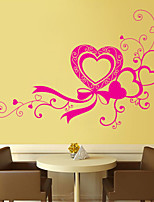 Wall Stickers Wall Decals Style Constant Love PVC Wall Stickers