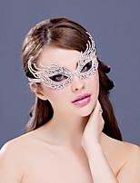Celada Máscaras Boda/Ocasión especial Rhinestone/Aleación Mujer Boda/Ocasión especial 1 Pieza
