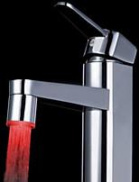 rouge évier de cuisine en laiton conduit buse du robinet robinet