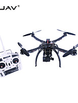 guav quadcopter 550x 2.4G afstandsbediening 3s 11.1v 2200mAh lipo batterij