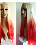 parrucche cosplay parrucche sintetiche donne diritte parrucca cosplay ombre Anime Parrucche capelli lunghi