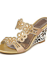 Women's Shoes Wedge Heel Open Toe Sandals Dress More Colors Available