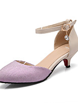 Women's Shoes Cone Heel Round Toe Pumps Dress More Colors available