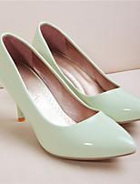 Women's Shoes Synthetic Chunky Heel Heels/Basic Pump Pumps/Heels Office & Career/Dress/Casual