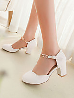 Women's Shoes Chunky Heel Peep Toe Sandals Dress Shoes More Colors Available