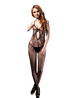 Sexy Suspender Crotchless Bodystockings for Women