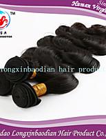 3 Bundles 5A Grade Fashionable Wholesale Price 100% Unprocessed Virgin Peruvian Body Wave Hair Weaving
