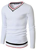 What lees Men's Casual/Sport Pure Long Sleeve Regular T-Shirt