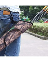 Camouflage Hunting Arrow Quiver
