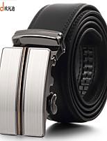 ALLFOND Men Party/Work/Casual Alloy/Leather Calfskin Waist Belt PZD4041-09