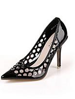 Women's Shoes Stiletto Heel Heels/Pointed Toe Pumps/Heels Dress Black/Pink/Gray