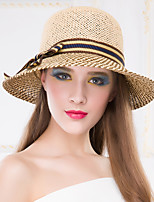 Women Straw Straw Hat , Cute/Casual Summer