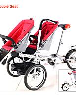 cochecito-bicicletas para los gemelos ruituo ™ cochecito convertible 3 en 1 madre y la familia del bebé en bicicleta por el doble del bebé