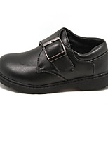Girls' Shoes Casual Round Toe Flats Black