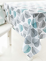 Leaf Printed Table Cloth
