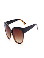 100% UV400 Women's Fashion Glasses Casual Frog Mirror Sunglasses