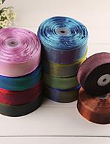 Gorgeous  Organza  Ribbon(More Colors)