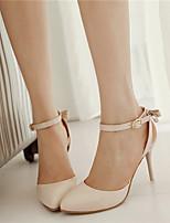 Women's Shoes Synthetic Stiletto Heel Heels/Platform/Basic Pump Pumps/Heels Wedding/Office & Career/Party &
