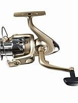 HONGYING HC6000F 5.1:1 5 Rolamentos Pesca de Mar/Pesca Voadora/Rotação/Pesca de Água Doce/Pesca Geral/Barco de Pesca Molinetes Rotativos