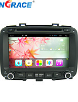 Rungrace Android 8-inch 2 Din In-Dash Car DVD Player For Kia Carens With Bluetooth,GPS,RDS,WIFI,IPOD,Bluetooth,RL-469AGN