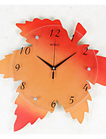 Maple simple wall clock