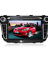 Hyundai Universal Standard 2 Din 7 Inches Touch Screen In-dash Car DVD Player Navigator