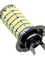 H7 6W 120LED 580LM 6500-7500K Car Auto Turning Lamp  Signal Bulb Fog Light White 12V