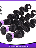 Brazilian Virgin Hair Body Wave Brazilian Body Wave 3Pcs Brazillian Body Wave Human Hair Weave