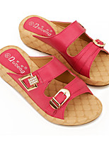 Women's Shoes Flat Heel Peep Toe Sandals Outdoor More Colors available