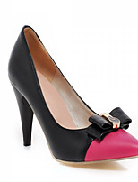 Women's Shoes Synthetic Stiletto Heels/Basic Pump Pumps/Heels Office & Career