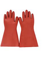 guantes de goma aislante taxue roja