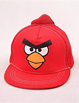 Girls/Boys Summer/Winter/All Seasons Cartoon Cotton Hats & Baseball Caps with Red Colors